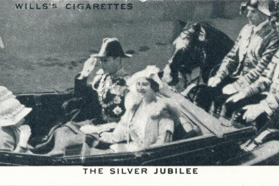 'The Silver Jubilee', 1935 (1937)-Unknown-Photographic Print