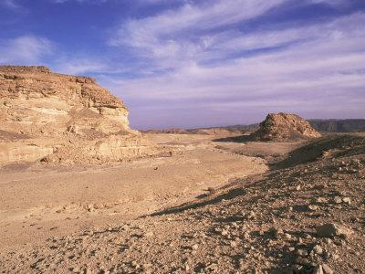 The Sinai Desert, Egypt, North Africa, Africa-Nico Tondini-Photographic Print