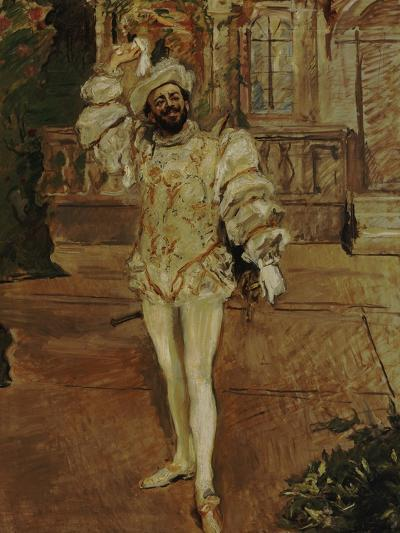 The Singer D'Andrade as Don Juan (Or: the Champagne Song), 1902-Max Slevogt-Giclee Print
