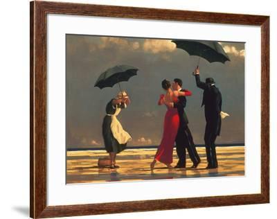 The Singing Butler-Jack Vettriano-Framed Art Print