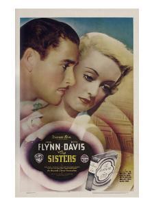 The Sisters, Errol Flynn, Bette Davis, 1938