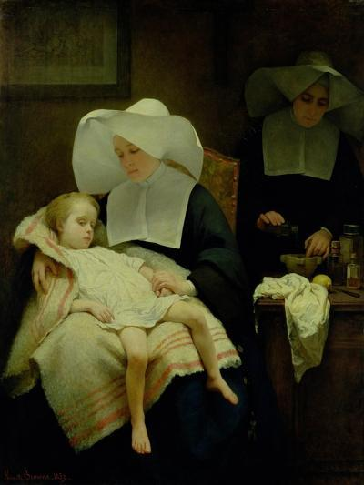 The Sisters of Mercy, 1859-Henriette Browne-Giclee Print
