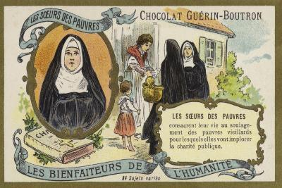 The Sisters of the Poor--Giclee Print