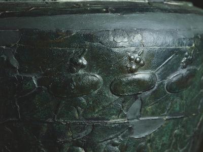 The Situla of Certosa, Detail Showing a Procession of Soldiers--Giclee Print