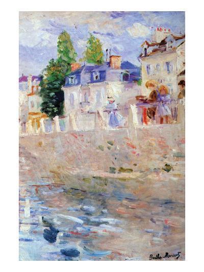 The Sky in Bougival-Berthe Morisot-Art Print