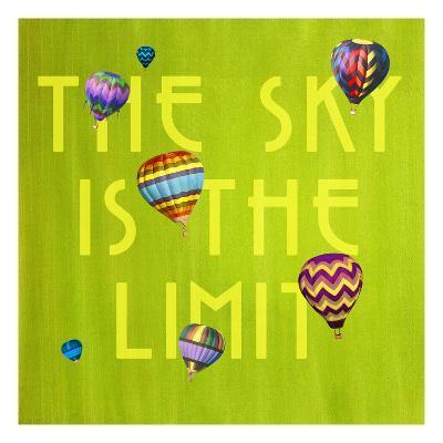 The Sky is the Limit-GI ArtLab-Premium Giclee Print