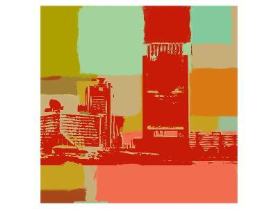 The Skyline-Yashna-Art Print