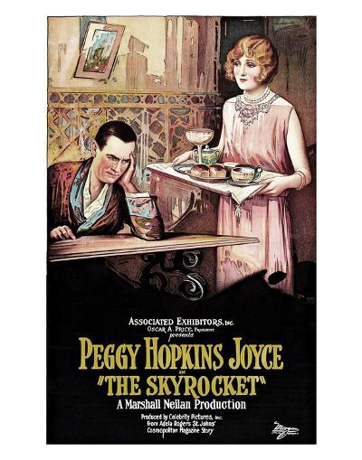 The Skyrocket - 1926--Giclee Print