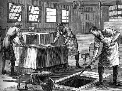 The Slip-House, C1880--Giclee Print
