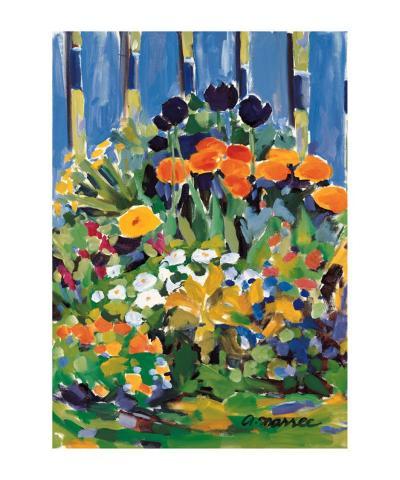The Small Garden-Anne Marrec-Art Print