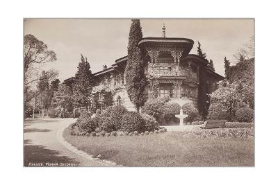 The Small Livadiya Palace, 1890-1900--Giclee Print