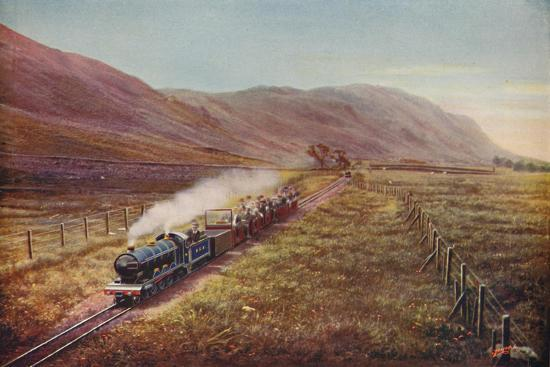 'The Smallest Passenger Railway in the World. In Eskdale, Cumberland', 1926-Unknown-Giclee Print