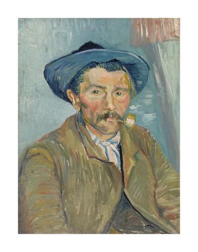 The Smoker (Le Fumeur), 1888-Vincent van Gogh-Art Print