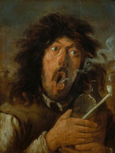 The Smoker-Joos Van Craesbeeck-Giclee Print