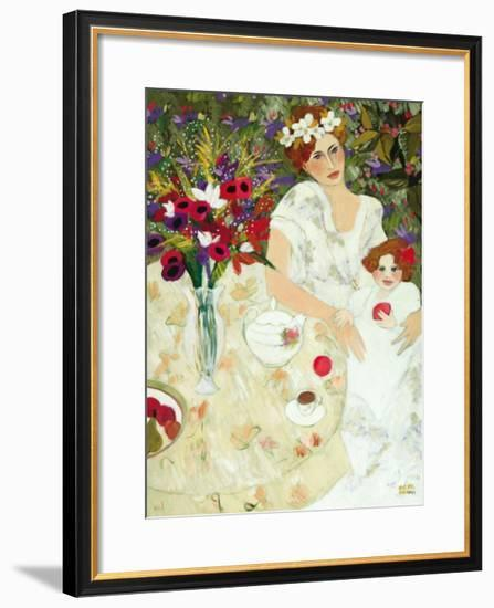 The Snack-Colette Boivin-Framed Art Print