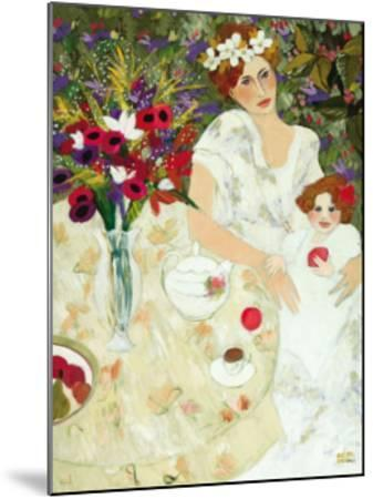 The Snack-Colette Boivin-Mounted Art Print