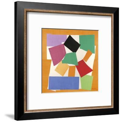 The Snail, 1953-Henri Matisse-Framed Art Print
