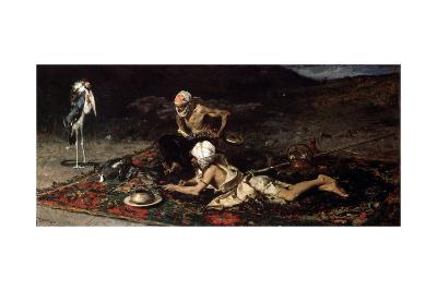 The Snake Charmers, 1870-Mariano Jose Maria Bernardo Fortuny y Carbo-Giclee Print