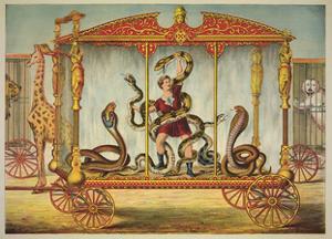 The Snake Wagon