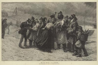 The Sole Survivor-Charles Joseph Staniland-Giclee Print