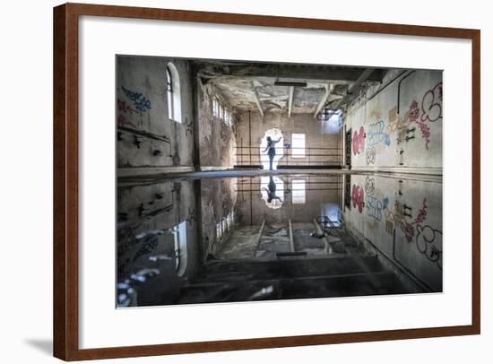 The Solitary Dancer-Mattia Bonavida-Framed Photographic Print