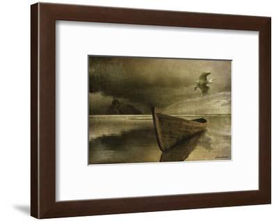The Solitude of the Sea, no. 3b-Carlos Casamayor-Framed Giclee Print