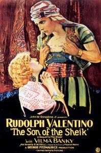The Son Of The Sheik, Rudolph Valentino, USA, 1926