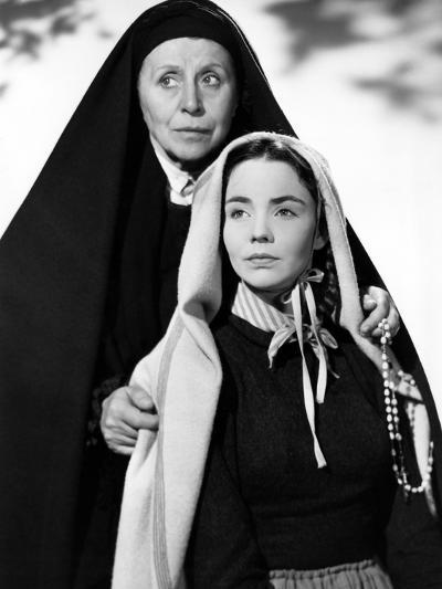 The Song Of Bernadette, Blanche Yurka, Jennifer Jones, 1943--Photo