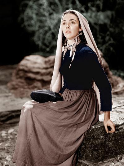 The Song of Bernadette, Jennifer Jones, 1943--Photo