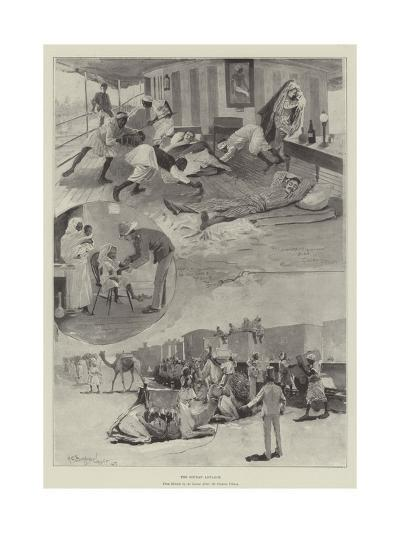 The Soudan Advance-Henry Charles Seppings Wright-Giclee Print