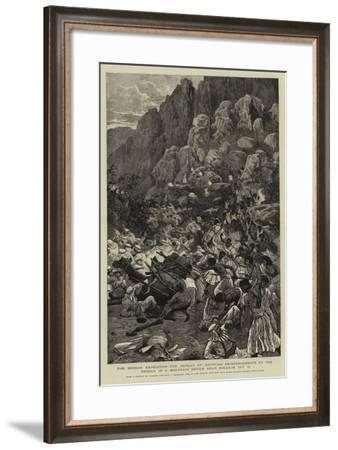 The Soudan Expedition-Joseph Nash-Framed Giclee Print