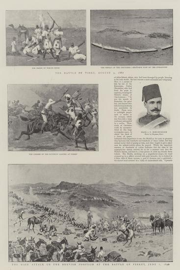 The Soudan Rebellion-John Charlton-Giclee Print