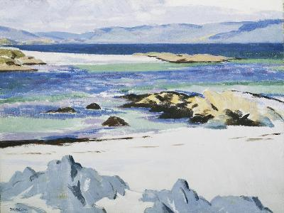 The Sound of Mull from Iona, c. 1932-Francis Campbell Boileau Cadell-Giclee Print