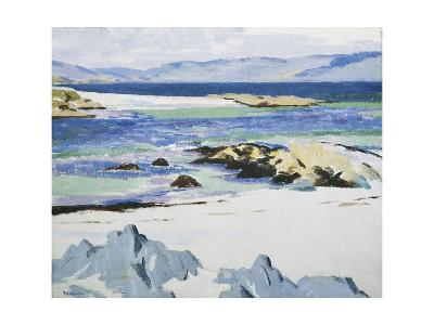 The Sound of Mull from Iona, C.1932-Francis Campbell Boileau Cadell-Giclee Print