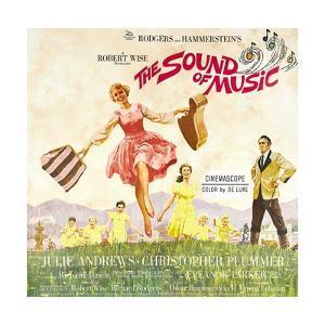The Sound of Music, from Left: Julie Andrews, Christopher Plummer, 1965