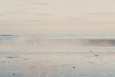 The Sound of the Waves ...-Laura Evans-Photographic Print