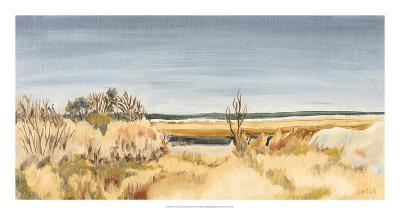 The Sound Shoreline II-Dianne Miller-Art Print