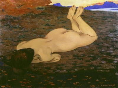 The Source, 1897-Felix Vallotton-Giclee Print