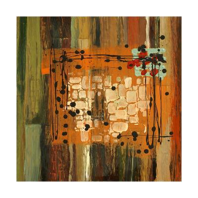 The Source I-Irena Orlov-Art Print