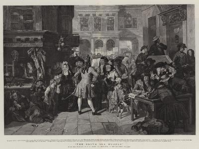 The South Sea Bubble-Edgar Melville Ward-Giclee Print