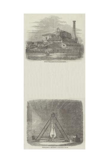 The South Shields Pendulum Experiments--Giclee Print