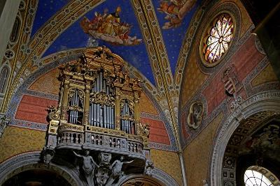 The South Transept of the Church--Giclee Print