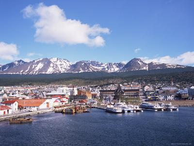 The Southernmost Port of Ushuaia, Argentina, South America-Geoff Renner-Photographic Print