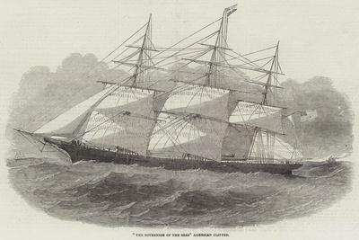 The Sovereign of the Seas American Clipper--Giclee Print