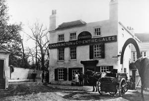 The Spaniards Inn, Hampstead Heath, London, 19th Century