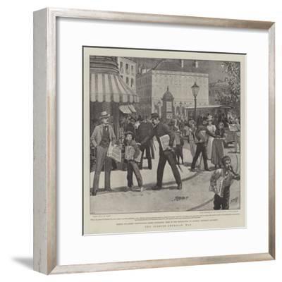 The Spanish-American War-Henry Marriott Paget-Framed Giclee Print