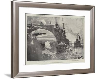 The Spanish-American War-Henry Charles Seppings Wright-Framed Giclee Print