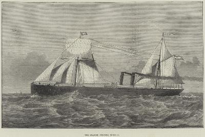 The Spanish Steamer Murillo--Giclee Print