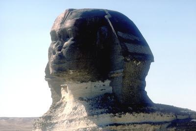 The Sphinx, Giza, Egypt, Period of Khafre, 4th Dynasty, 26th Century Bc-CM Dixon-Photographic Print
