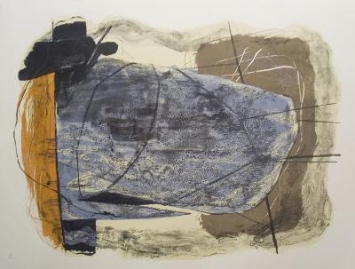 The Sphynx-Benton Spruance-Art Print